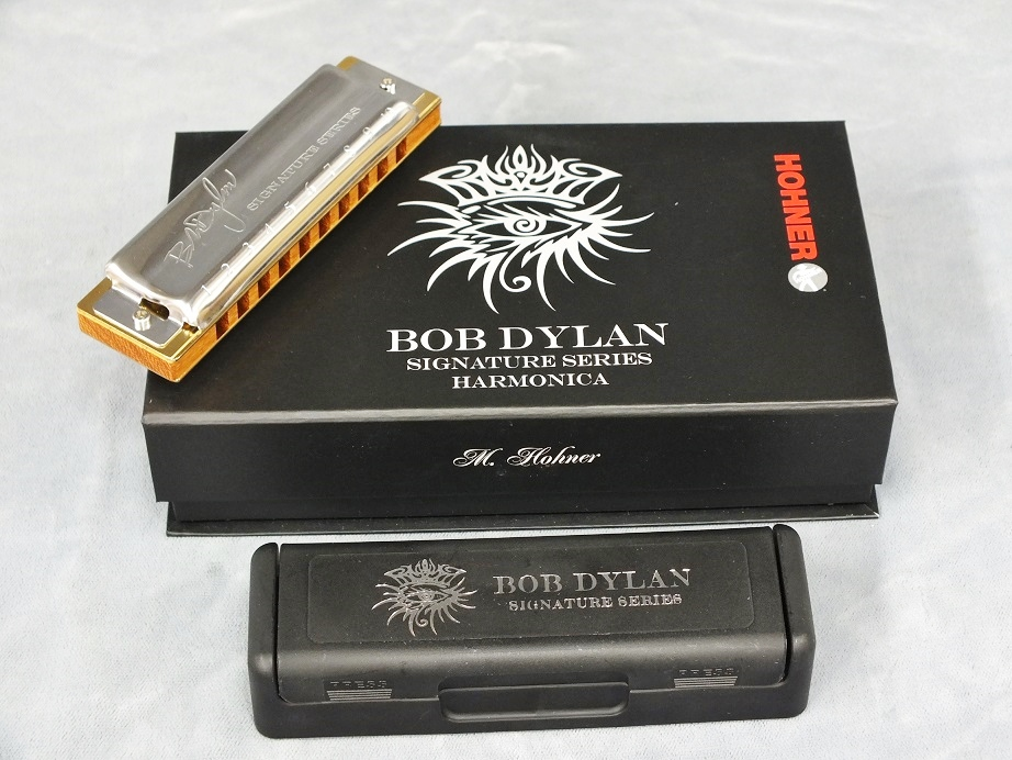 "HOHNER ""The Dylan Harmonica Collection"" 【10ホールズ(ブルースハープ)】"