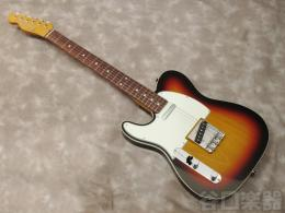Fender MIJ Traditional 60s Telecaster Custom Left-Hand (3-Color Sunburst) ※お取り寄せ商品