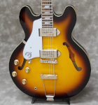 Epiphone Limited Edition Casino Left Hand (Vinrage Sunburst) ※SOLD OUT