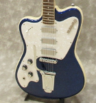Italia Guitars Modena Classic/Lefty (Blue Sparkle)