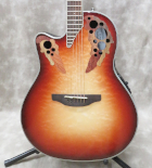 Ovation CE44LX-1R Lefty (RRNB) Celebrity Elite Exotic