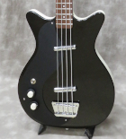 Danelectro 59DC LONG SCALE BASS (Black Pearl/BKPG)