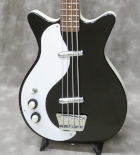 Danelectro 59DC LONG SCALE BASS (Black Pearl/WHPG)