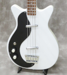 Danelectro 59DC LONG SCALE BASS (White Pearl/BKPG)