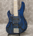 Atelier Z Beta4 LH Custom (Transparent Blue Burner/MH)
