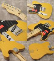Fender American Professional Telecaster Left-Hand (Butterscotch Blonde)