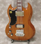 Gibson SG Standard Bass 2018  Left Hand (Walnut)