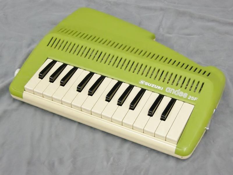 吹奏鍵盤笛】 andes(アンデス) 2...