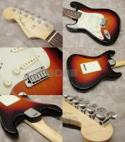 Fender American Elite Stratocaster Left-Hand (3-Color Sunburst)