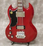 Gibson SG Standard Bass 2018  Left Hand (Heritage Cherry)  ※SOLD OUT