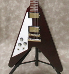 Gibson Flying V 2018 Left Hand (Aged Cherry)