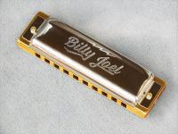 "HOHNER ""Billy Joel Signature Harp"" 【10ホールズ(ブルースハープ)】"