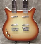 Danelectro DOUBLE NECK 6-12/LH