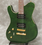 dragonfly Border Custom 666 /Lefty (Trans Green) ※SOLD OUT