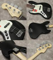 Fender American Professional Jazz Bass Left-Hand (Black)