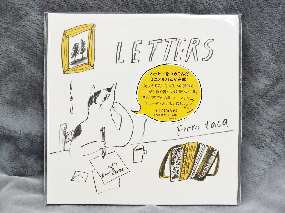 【taca】 LETTERS