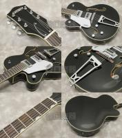 Gretsch G5420LH Electromatic Hollow Body Single-Cut  (Black) -Electromatic Collection-