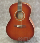 Art&Lutherie Folk Cedar Antique Burst Left