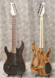 dragonfly Sottile 648/Lefty (Burnt Glloss Black)