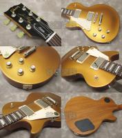Gibson Les Paul Tribute 2017 T Left Hand (Satin Gold)