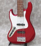 Sadowsky -Metroline Series- RV5 Lefty (Candy Apple Red)