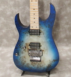 Ibanez -Prestige- RG652MPBL (Ghost Fleet Blue Burst)