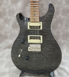 PRS SE Custom 24 Roasted Maple Limited Lefty (Gray Black)