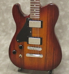 G&L USA Savannah Collection ASAT Deluxe II/Left hand