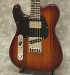 G&L USA Savannah Collection ASAT Classic Bluesboy/Left hand