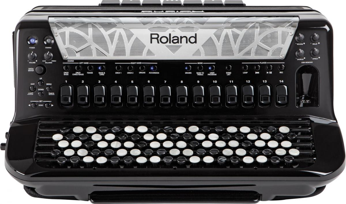 【Roland】 V-accordion FR-8Xb (92ボタン/120ベース)