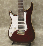 Vigier VE6-CVSP1L -Excalibur Special/Lefty- (Deep Burgundy)
