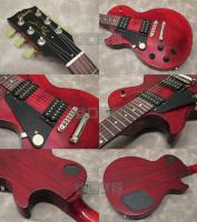 Gibson Les Paul Faded 2017 T Left Hand (Worn Cherry)
