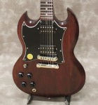 Gibson SG Faded 2017 T Left Hand (Worn Brown)
