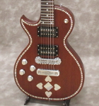 ZEMAITIS -Antanus Superior Lefty- A24SU NATURAL PEARL HEART LH