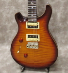 PRS SE Custom 24 'Lefty' (Tobacco Sunburst)