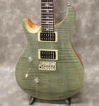 "PRS SE Custom 24 ""Lefty"" (Trampas Green)"