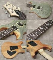 PRS SE Custom 24 'Lefty' (Trampas Green)