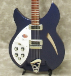 Rickenbacker 330/Left Hand (Midnight Blue)