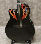 Ovation Celebrity Elite CE44L (Black)/Left Hand ※次回11月下旬入荷予定