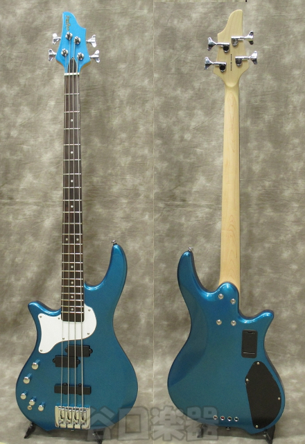 GrassRoots G-BB-60-L (Lake Placid Blue)