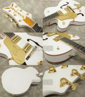 Gretsch G6136TLH WHT -Players Edition Falcon/Left Hand- ※SOLD OUT
