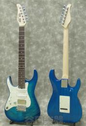 dragonfly HI STA 24 Custom/Lefty (Bora Bora Blue Burst)